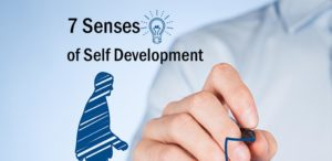 7 senses of self development